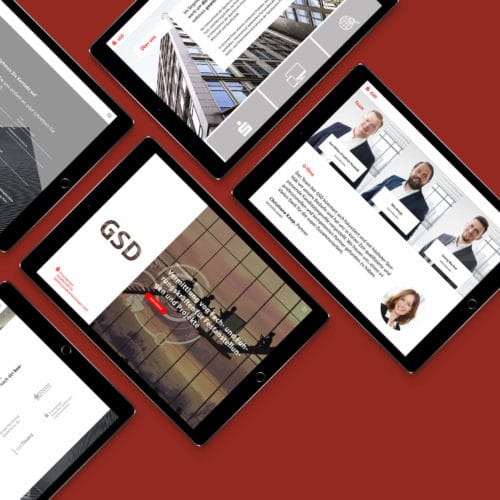 Corporate Website Sparkassen Personalberatung